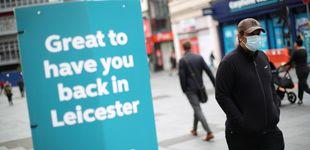 Post de UK ordena confinar la ciudad de Leicester, que registra el 10% de los casos