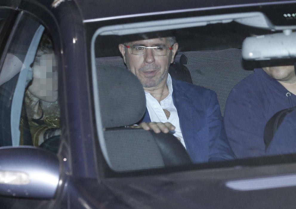Foto: Francisco Granados, dirigente popular imputado en la trama Púnica (EFE)