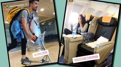 Chabelita vuela a Lima con Alejandro para conocer a su madre biológica