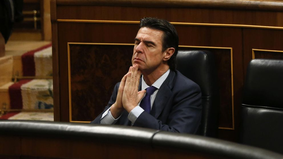 De alcalde de Las Palmas a ministro de Industria: la dimisión de Soria, en imágenes