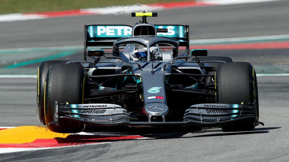 El vapuleo de Mercedes (y Bottas) a Ferrari con la diferencia más grande del año