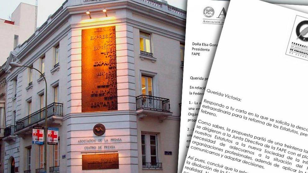 Polvorín en la FAPE y la APM por la reforma de los estatutos de la federación