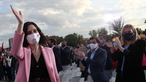 Ni Gallardón ni Aguirre: Ayuso se lanza con su madrileñismo a abrir una era en el PP