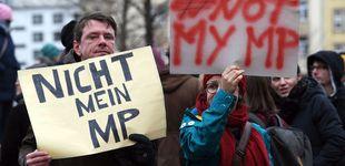Post de 'Premier' de Turingia (Alemania) rechaza el apoyo de la ultraderecha y repetirá comicios