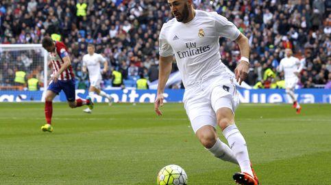 El físico del Madrid se cae a pedazos: Benzema estará tres semanas de baja