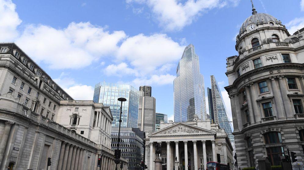 Foto: El Banco de Inglaterra (Efe)