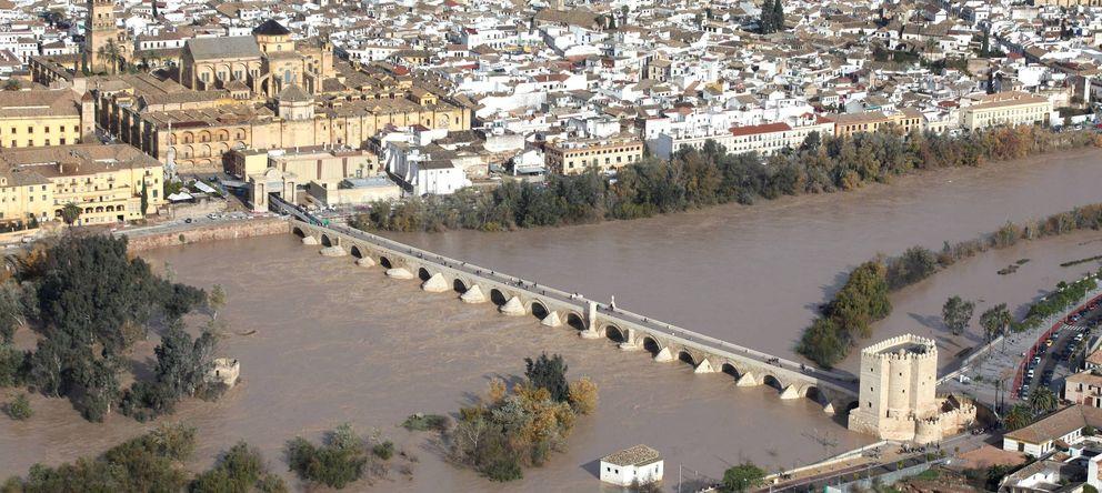 Foto: El río Guadalquivir a su paso por Córdoba en una foto de archivo. (Efe)