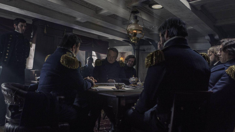Imagen del primer episodio de 'The Teror'. (AMC)