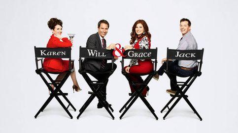 NBC promociona el regreso de 'Will y Grace'.