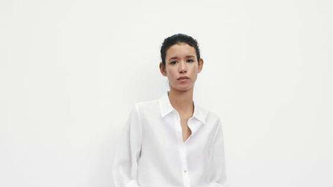 Zara tiene la camisa blanca perfecta para triunfar haga o no calor
