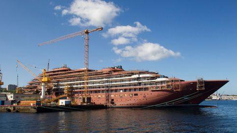 España se consolida como segundo productor de buques en Europa