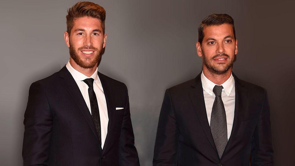 René, el hombre (y hermano) que le ha dado a Ramos el contrato de su vida