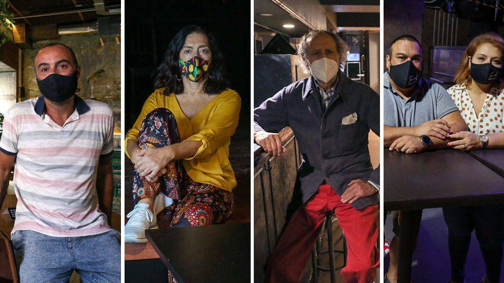 Foto: La crisis se está cebando particularmente con los empresarios de hostelería y ocio nocturno.