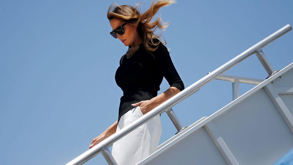 Melania Trump, de los duelos de estilo con Letizia y Rania a inspirarse en sus looks