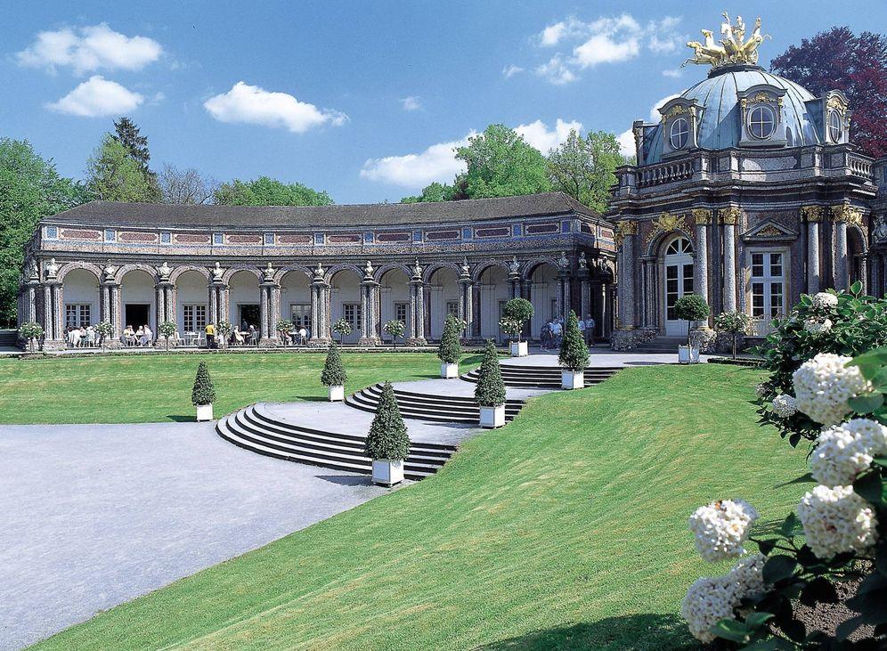 Foto: El Eremitage de Bayreuth, una joya del rococó europeo. (Foto: @Bayreuth Marketing & Tourismus GmbH)