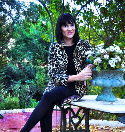 Irene Villa, retratada por Dani Oceans