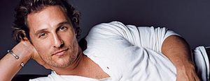 Matthew McConaughey, el soltero más deseado