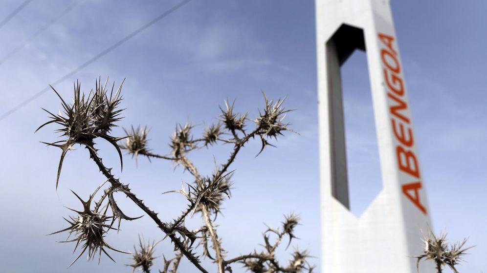 Foto: El complejo de Abengoa en Sanlúcar la Mayor (Reuters)
