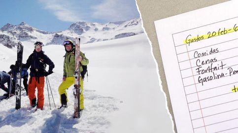 Bárcenas se gasta esquiando el salario de 5 meses fijado por Ruz