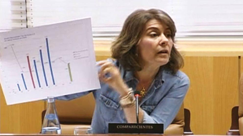 Cifuentes echa a la jefa del Canal por el pufo brasileño: 8 millones de pérdidas