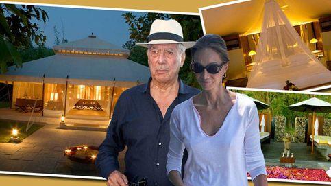 El espectacular 'camping' en el que se alojaron Vargas Llosa e Isabel Preysler
