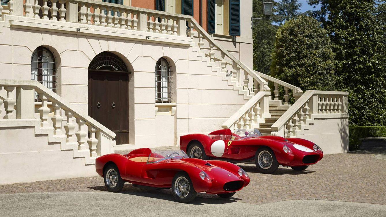 Ferrari lanza el Testa Rossa J, un juguete que cuesta 93.000 euros y supera los 60 km/h