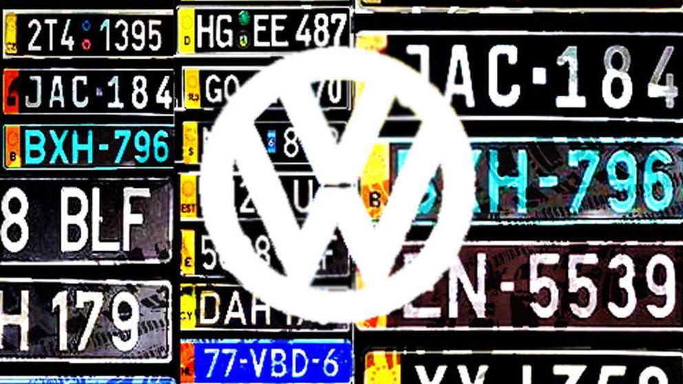 Volkswagen identifica 683.626 vehículos afectados en España