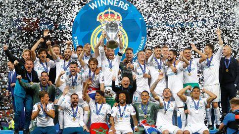La final de Champions en imágenes: el Real Madrid gana la Champions de nuevo