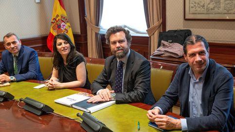 Vox se aparta de la pancarta contra la violencia machista en Valencia