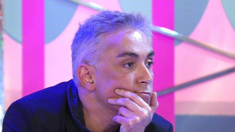 La información sobre Antonio David por la que Kiko Hernández ha abandonado el plató