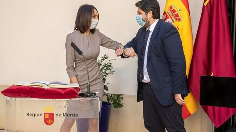 La moción de censura de Murcia se debatirá los días 17 y 18 de marzo