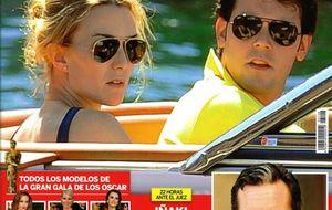 Inés Sastre se escapa con su nuevo novio francés a Sevilla
