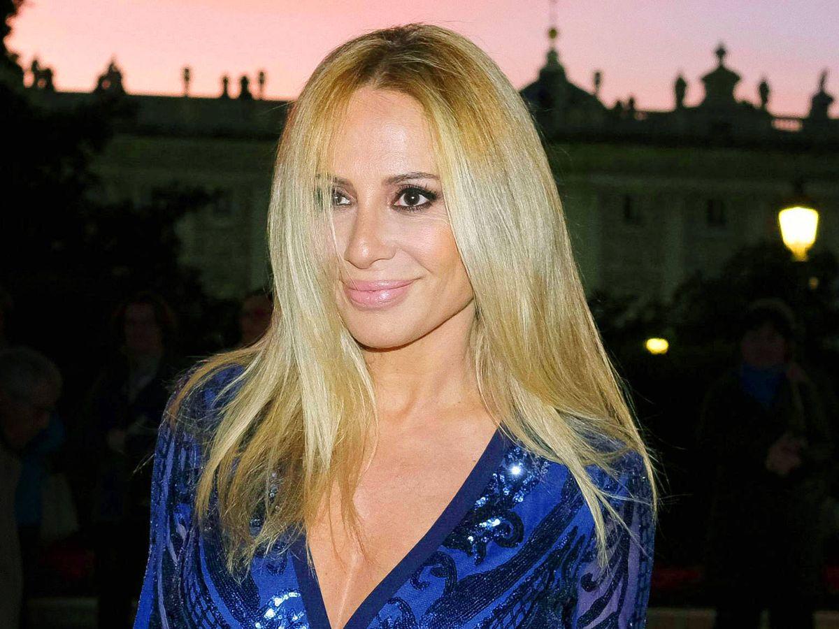 Foto: Marta Sánchez en una imagen de archivo. (Cordon Press)