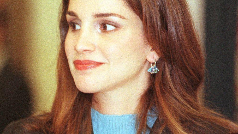 #20yearschallenge: la evolución del estilo de Rania de Jordania los últimos 20 años