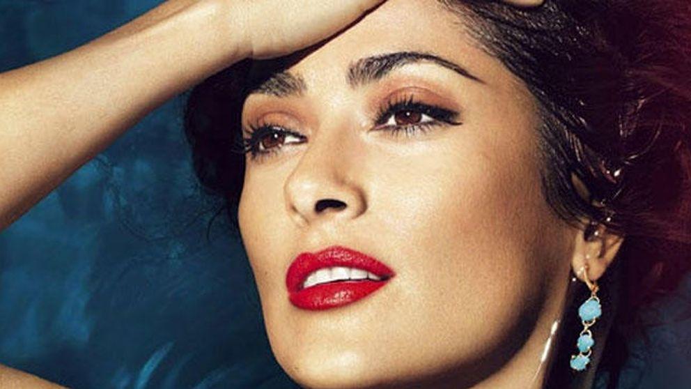 Instagram - Salma Hayek se come un grillo de Oxaca: ¿su secreto de belleza?