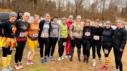 Adelgaza más de 25 kilos y ayuda a crear una nueva comunidad de 'runners'