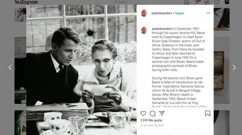 Encuentran muerto al famoso fotógrafo Peter Beard: Murió donde vivió: en la naturaleza