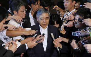 El Banco de Japón se reúne para analizar la ralentización económica