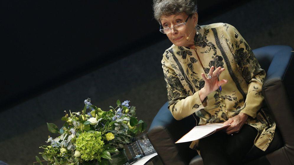 Foto: La administradora provisional única de RTVE, Rosa María Mateo. (EFE)