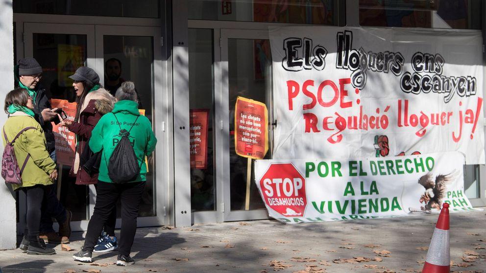 ¿Suspender el alquiler como en Francia? Eso en España sería una barbaridad