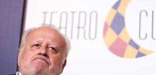 Post de Juan Echanove carga contra el ministro de Cultura y su