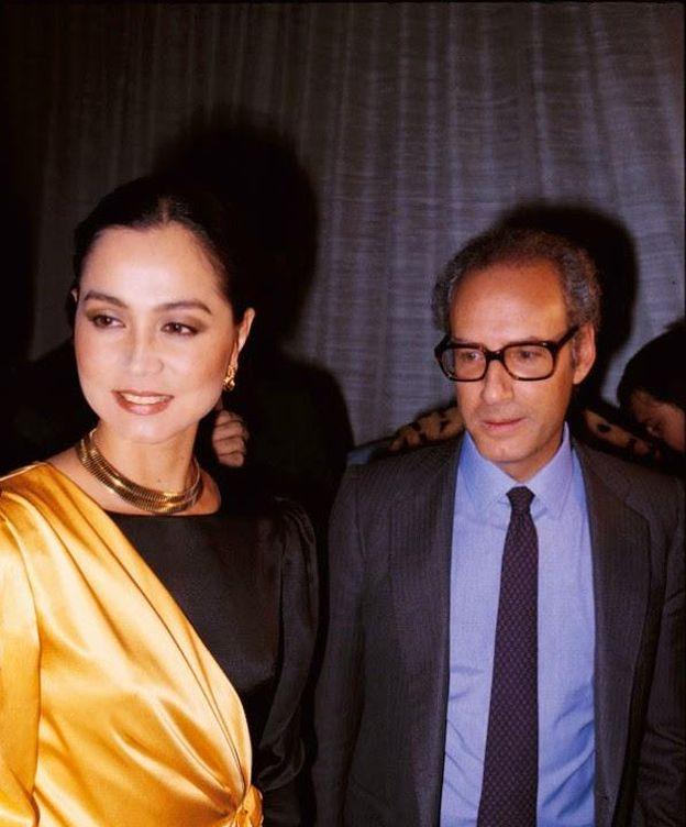Foto: Isabel Preysler y Mario Vargas Llosa (Gtres)