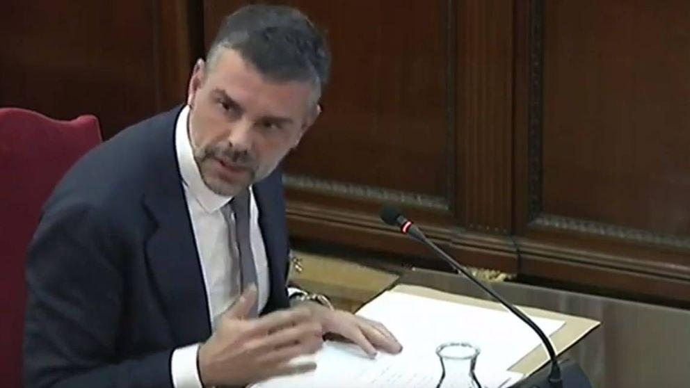 Santi Vila, en el juicio del 'procés': Me desvinculo cuando el referéndum muta a una gran movilización política