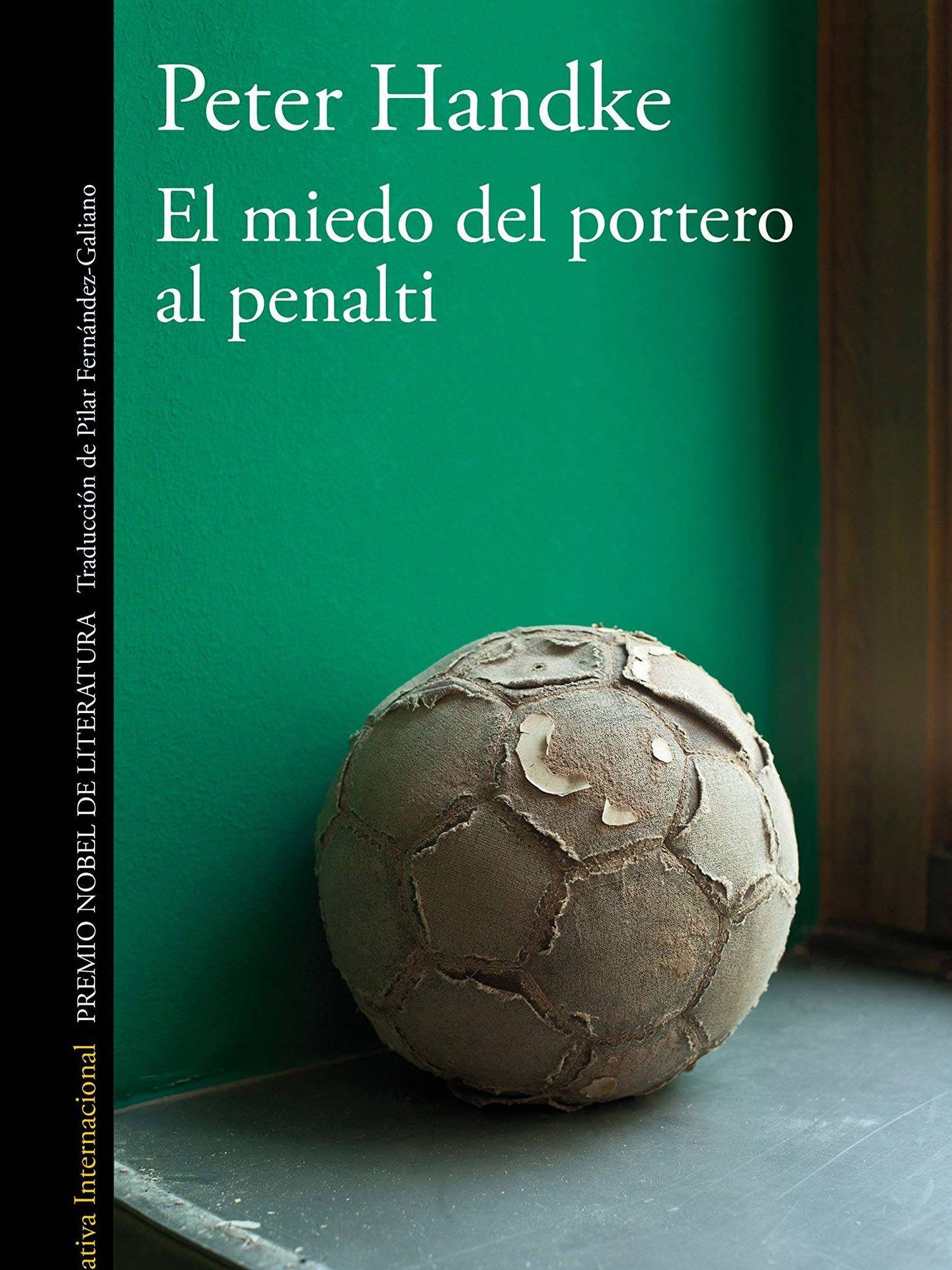 'El miedo del portero al penalti'.