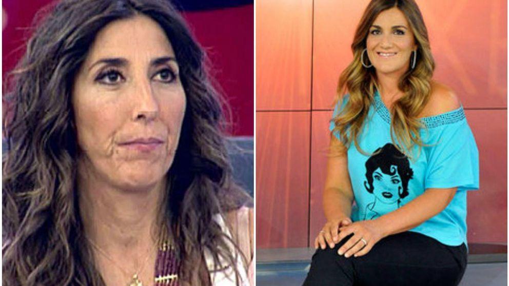 'Sálvame' estrena presentadora: Carlota Corredera coge el testigo de Paz Padilla