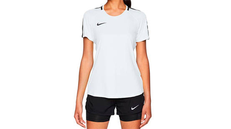 Camiseta manga corta mujer Nike