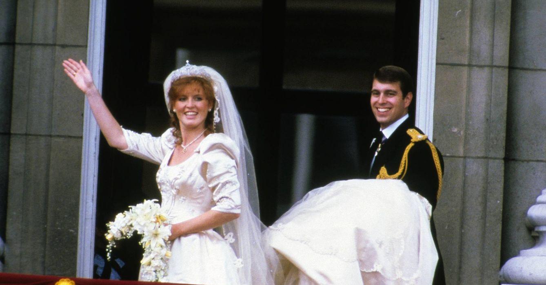 Familia Real Británica: 30 años de la boda del príncipe Andrés y ...