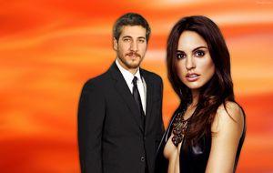 Verónica Echegui y Alberto Ammann protagonizan 'Apaches' en Antena 3