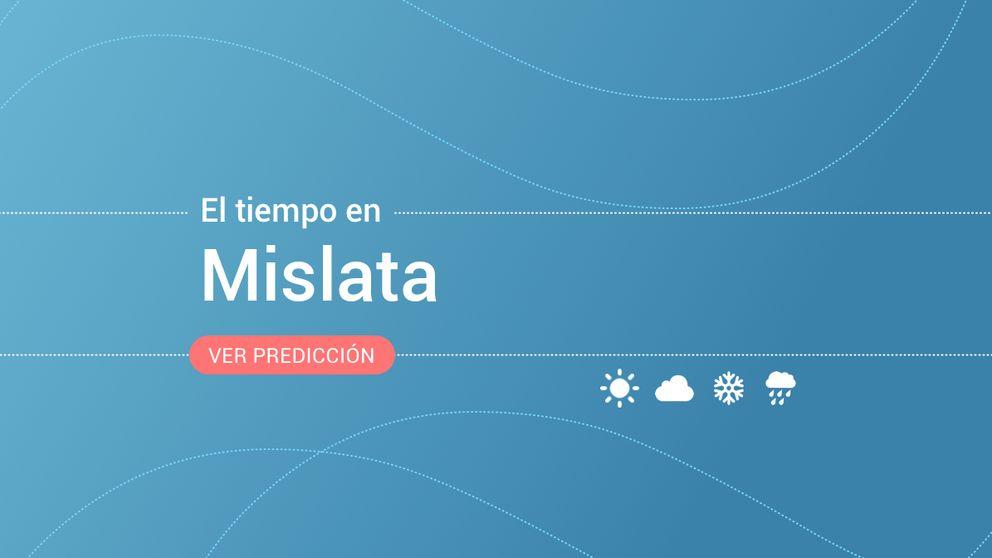 Previsión meteorológica en Mislata: alerta amarilla por fenómenos costeros
