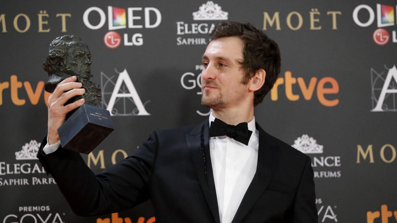 Foto: El actor y director, Raúl Arévalo. (EFE)